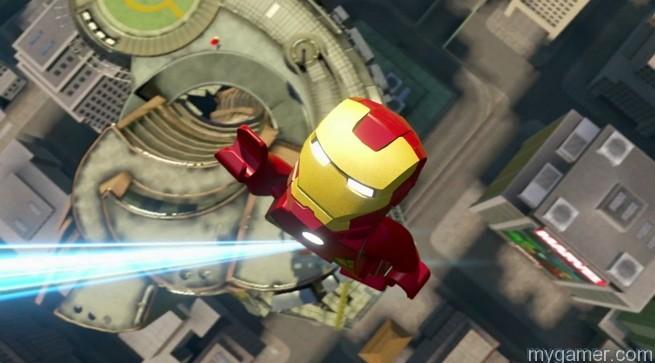Iron Man in LEGO Marvels Avengers LEGO Marvel's Avengers Preview LEGO Marvel's Avengers Preview Iron Man in LEGO Marvels Avengers
