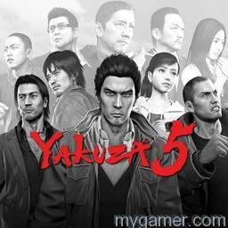 Yakuza 5 (PS3) Review Yakuza 5 (PS3) Review Yakuza 5 faces