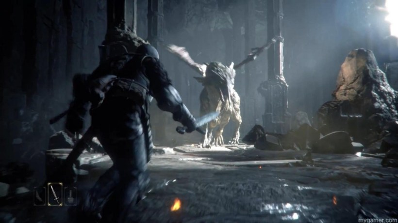 Co-op Gameplay in PS4's Deep Down Deep Down Preview Deep Down Preview deep down PS4