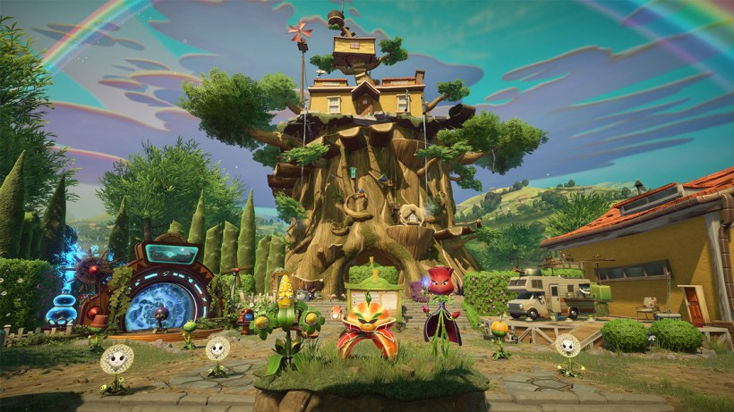 desktopBackground.img Plants vs Zombies: Garden Warfare 2 Preview Plants vs Zombies: Garden Warfare 2 Preview desktopBackground