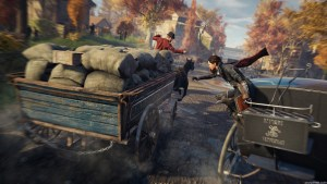 ACS_SC_57_Previews_EvieCleanupCartHijack_1443101425 new story trailer and screenshots for assassin's creed syndicate New Story Trailer and Screenshots for Assassin's Creed Syndicate ACS SC 57 Previews EvieCleanupCartHijack 1443101425 300x169