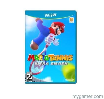 Mario Tennis Box