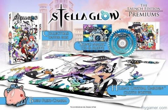 StellaGlow LE Version Learn About Song Magic with this new Stella Glow Trailer Learn About Song Magic with this new Stella Glow 3DS Trailer StellaGlow LE Version