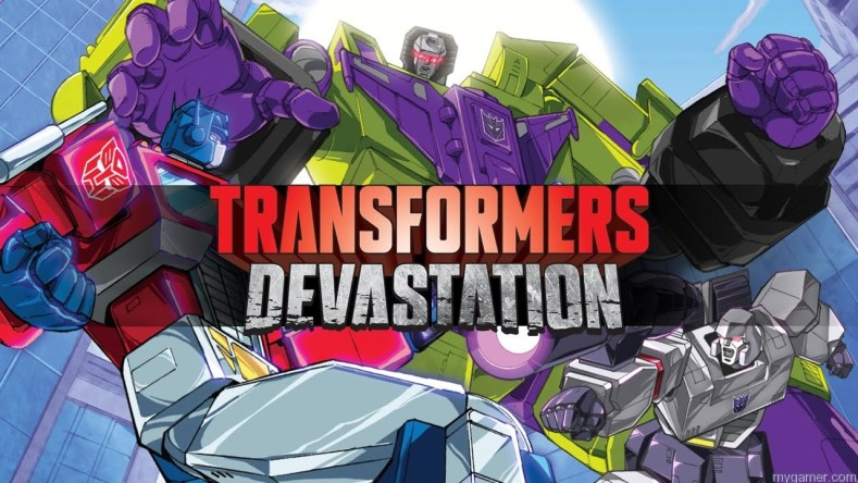 Watch This New Transformers Devastation BTS Video Watch This New Transformers Devastation BTS Video devastation trans