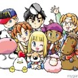 Harvest Moon More Friend of Mineral Town banner