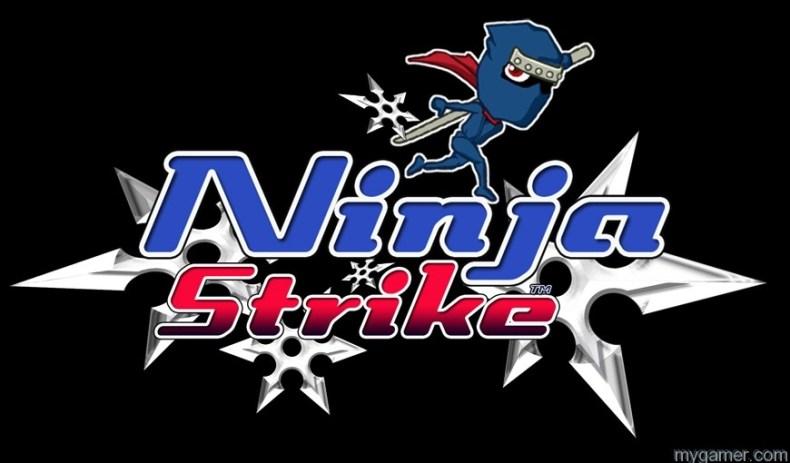 Natsume Releases Ninja Strike: Dangerous Dash on Wii U eShop Natsume Releases Ninja Strike: Dangerous Dash on Wii U eShop Ninja Strike LogoBlack