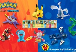 Pokemon Happy Meal Toys Coming in November with Exclusive DLC Pokemon Happy Meal Toys Coming in November with Exclusive DLC Pokemon McDonalds