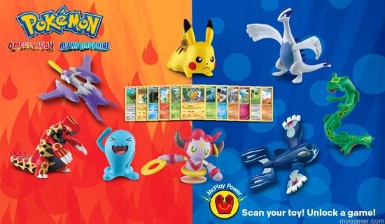 Pokemon McDonalds Pokemon Happy Meal Toys Coming in November with Exclusive DLC Pokemon Happy Meal Toys Coming in November with Exclusive DLC Pokemon McDonalds
