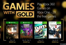 Xbox Live Games With Gold For November 2015 Announced Xbox Live Games With Gold For November 2015 Announced Xbox Games with Gold NOv 2015