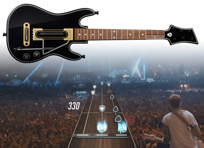 newGuitarController Guitar Hero Live Preview Guitar Hero Live Preview newGuitarController