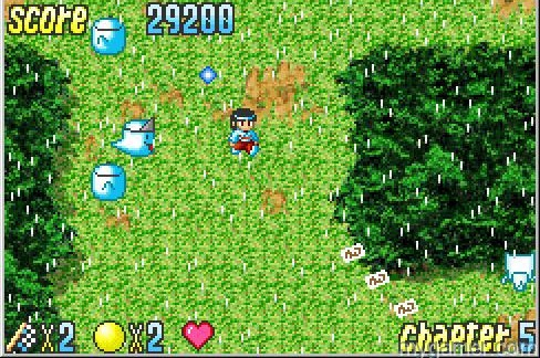 pocky0 Pocky & Rocky With Becky Now Available on WiiU Virtual Console Pocky & Rocky With Becky Now Available on WiiU Virtual Console pocky0