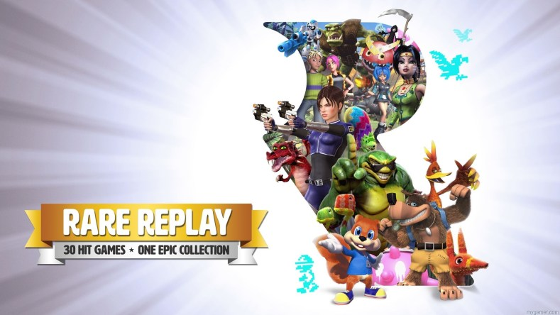 Rare Replay Review Rare Replay Review rare replay xbox one sale 01