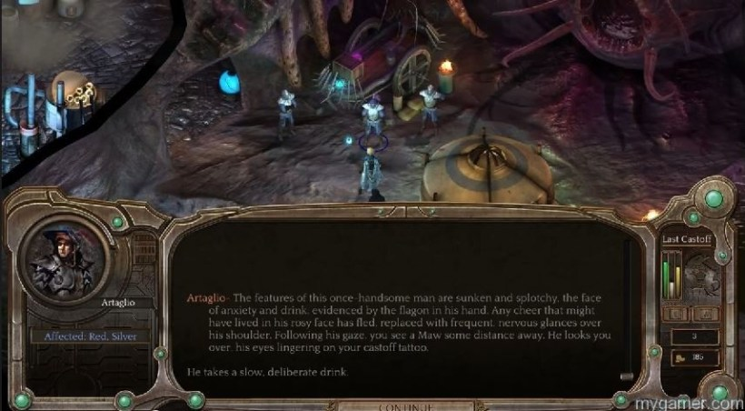 torment Torment: Tides of Numenera Preview Torment: Tides of Numenera Preview torment