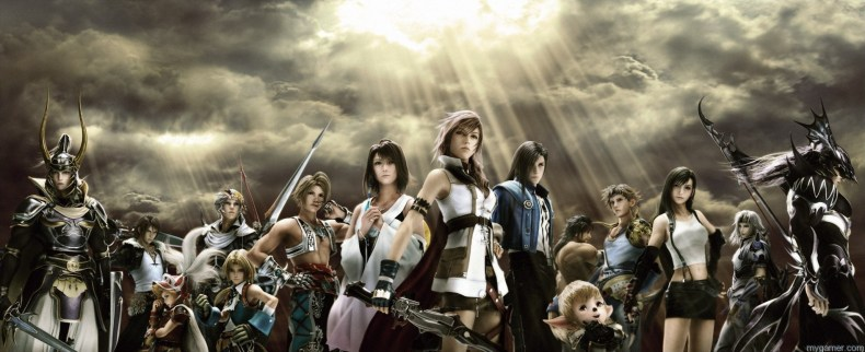 Check Out Popular Final Fantasy Characters in the new Japan-Only Dissidia Arcade Game Check Out Popular Final Fantasy Characters in the new Japan-Only Dissidia Arcade Game Dissidia Final Fantasy