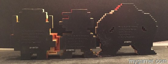 The ass-side of the 8-Bit figures