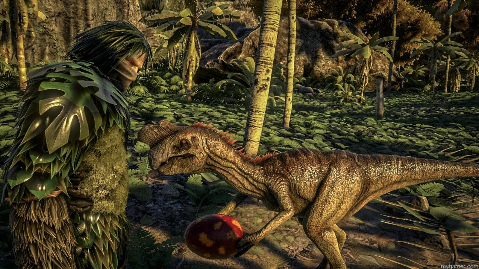 ARK: Survival Evolved Now Available As Preview Download on Xbox One