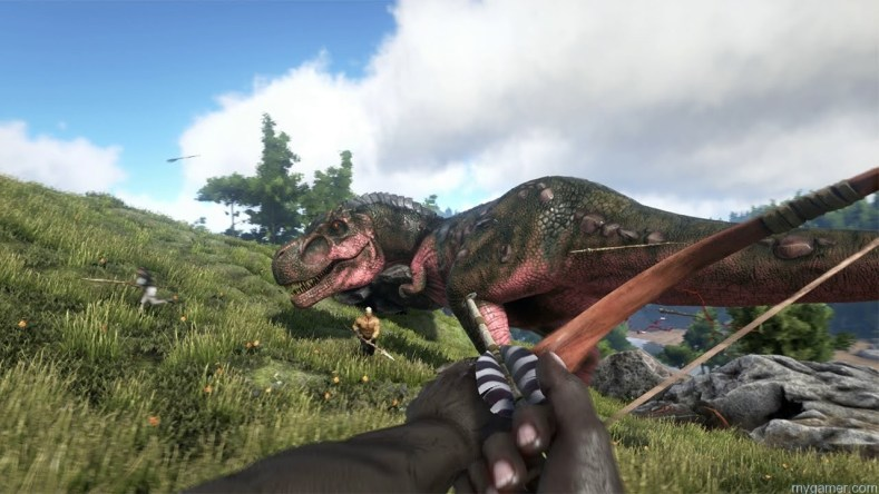 ARK: Survival Evolved Coming to Xbox One December 16 With Exclusives ARK: Survival Evolved Coming to Xbox One December 16 With Exclusives Ark Survival