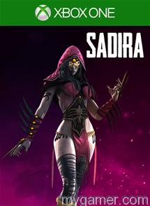 Killer Instict Sadira