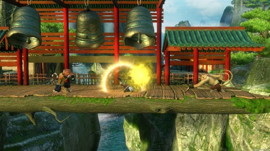 It is a Smash Bros clone Kung Fu Panda: Showdown of Legendary Legends Review (Xbox 360) Kung Fu Panda: Showdown of Legendary Legends Review (Xbox 360) Kung Fu Panda Showdown smash