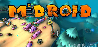 Learn about McDroid With this New Trailer Learn about McDroid With this New Trailer McDroid