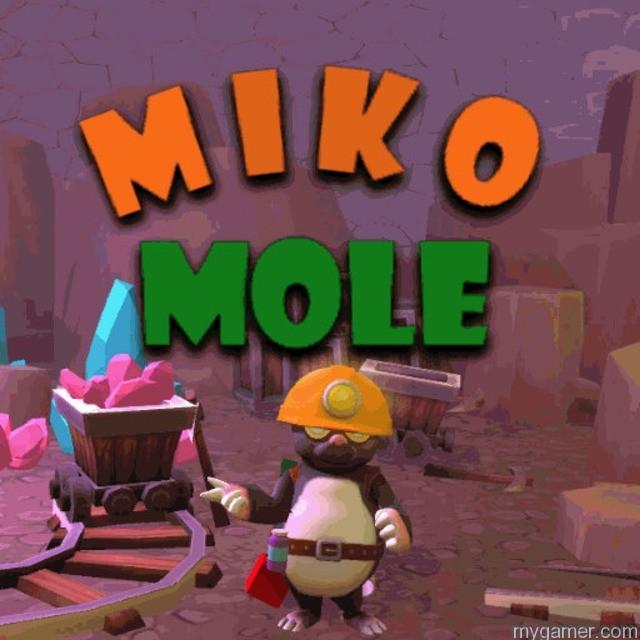 Miko Mole Review Miko Mole (PS4) Review Miko Mole Banner