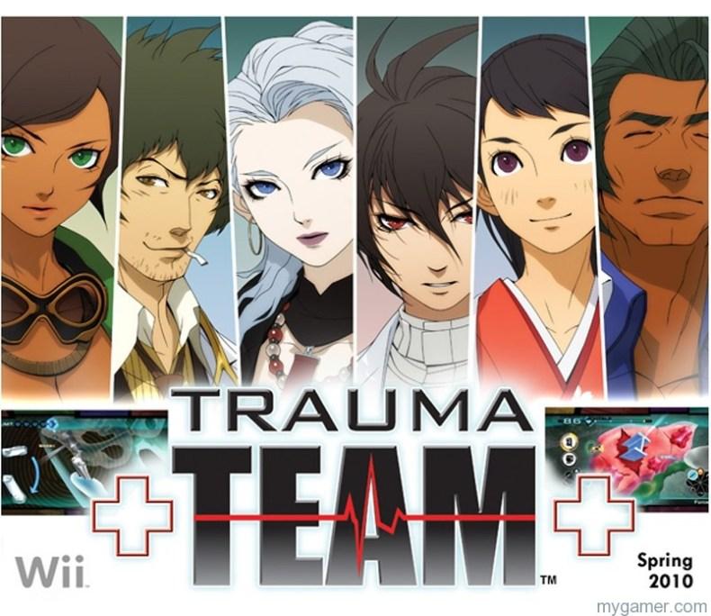 Trauma Team Now on Wii U eShop Trauma Team Now on Wii U eShop Trauma Team banner