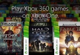 360 Back Compat Xbox One