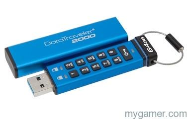 New Kingston DataTraveler 2000 Uses Onboard Alphanumeric Keypad New Kingston DataTraveler 2000 Uses Onboard Alphanumeric Keypad Kingston DT2000