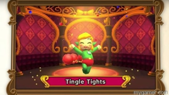 Costumes are to Tri Force Heroes as mask are to Majora's Mask Legend of Zelda: Tri Force Heroes 3DS Review Legend of Zelda: Tri Force Heroes 3DS Review LoZ Tri Force Tingle