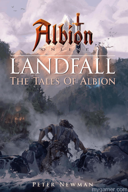 New Fantasy Novel 'Landfall' Delves Into the Lore of Albion Online New Fantasy Novel 'Landfall' Delves Into the Lore of Albion Online Albion Novel Front Cover Image