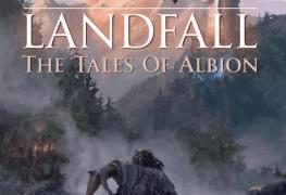 New Fantasy Novel 'Landfall' Delves Into the Lore of Albion Online New Fantasy Novel 'Landfall' Delves Into the Lore of Albion Online Albion Novel Front Cover Image