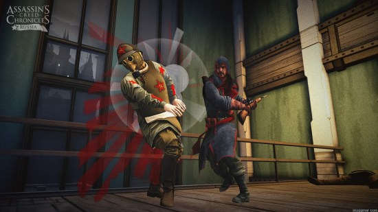 Assassin Creed Russian smack