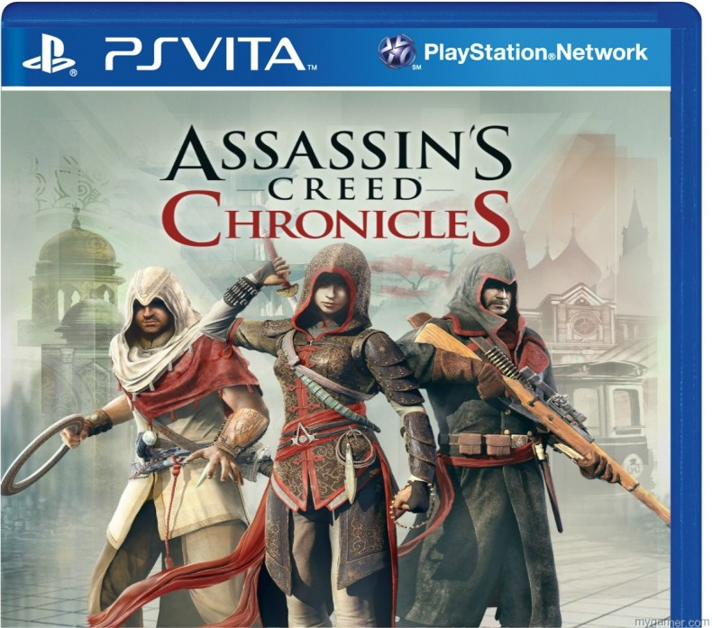 Assassin's Creed Chronicles Russia and Trilogy Pack Now Available and Coming Soon to Vita Assassin's Creed Chronicles Russia and Trilogy Pack Now Available and Coming Soon to Vita Assassins Creed Chronicles PS Vita