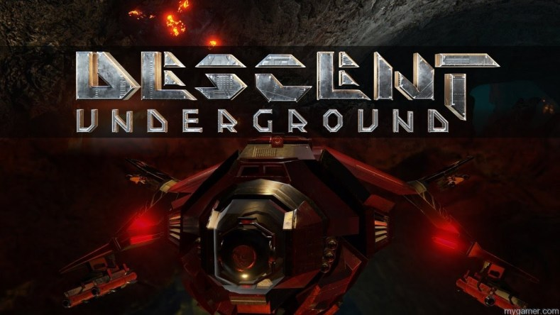 Descent Underground Preview Descent Underground Preview Descent Underground