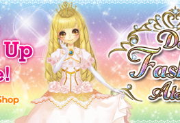Doll Fashion Atelier 3DS eShop Review Doll Fashion Atelier 3DS eShop Review DollFashionAtelier Banner