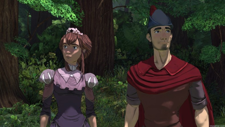King's Quest - Chapter 3: Once Upon a Climb Releasing in April King's Quest – Chapter 3: Once Upon a Climb Releasing in April KQCh3 Screen 03