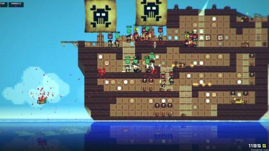 Pixel Piracy Boat Pixel Piracy Review Pixel Piracy Review Pixel Piracy Boat