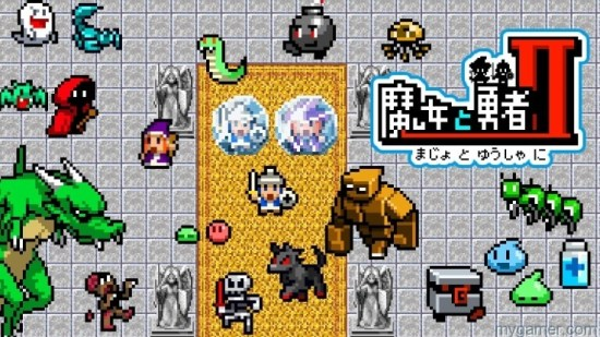 Witch and Hero II everything Witch and Hero 2 Landing on 3DS eShop March 24, 2016 Witch and Hero 2 Landing on 3DS eShop March 24, 2016 Witch and Hero II everything