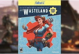 Fallout 4 Gets Its Second Batch of DLC - Wasteland Workshop Fallout 4 Gets Its Second Batch of DLC – Wasteland Workshop Fallout 4 Wasteland Workshop DLC Banner