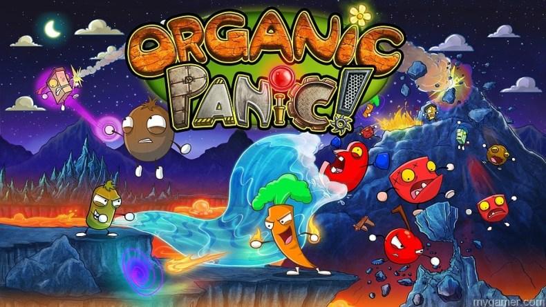 Organic Panic Xbox One Review Organic Panic Xbox One Review With Live Stream Organic Panic banner