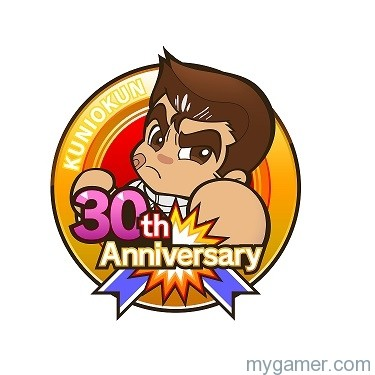 RiverCity30th Anniversary Logo Holy Crap! Natsume Announced A New River City Beat'em Up on 3DS! Holy Crap! Natsume Announced A New River City Beat'em Up on 3DS! RiverCity30th Anniversary Logo