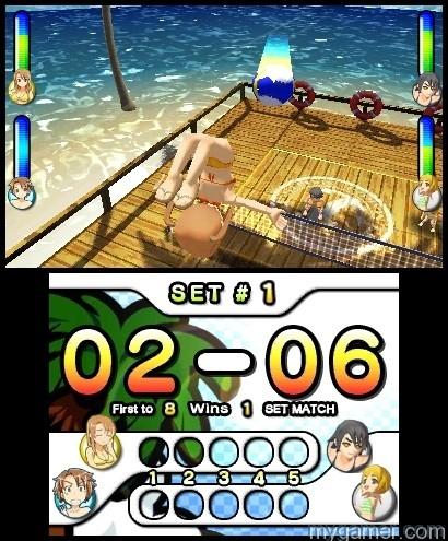 SSBV(5) Natsume's Super Strike Beach Volleyball Now Available on 3DS eShop Natsume's Super Strike Beach Volleyball Now Available on 3DS eShop SSBV5