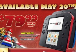 The 2DS is Now $79.99 after $20 Price Drop The 2DS is Now $79.99 after $20 Price Drop 2DS price2 final