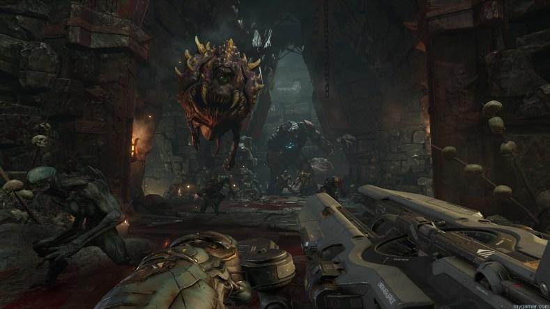 Doom (2016) Preview Doom (2016) Preview DOOM 2016 Cacodemon Plus 1437988255