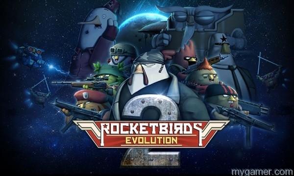 Rocket Birds Logo