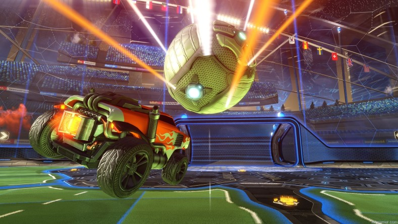 Xbox One and PC Rocket League Players Can Now Play With Each Other Xbox One and PC Rocket League Players Can Now Play With Each Other Rocket League