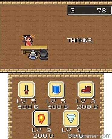 Witch and Hero II Shop Witch And Hero 2 3DS eShop Review II Witch And Hero 2 3DS eShop Review Witch and Hero II Shop