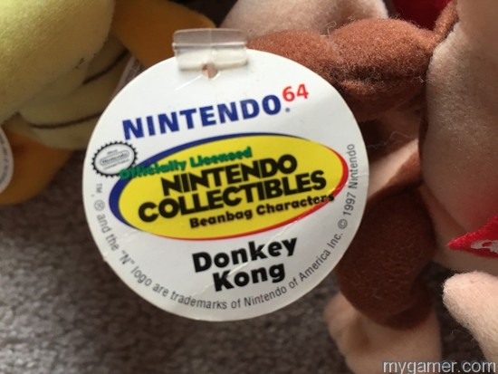 What were you doing in 1997? Retro Collectables – These BD&A Nintendo Plush Toys from 1997 Are Quite Valuable Retro Collectables – These BD&A Nintendo Plush Toys from 1997 Are Quite Valuable BDA Nintendo Plush N64 TagFront