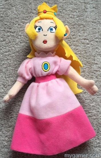 Princess Peach or Princess Toadstool? Retro Collectables – These BD&A Nintendo Plush Toys from 1997 Are Quite Valuable Retro Collectables – These BD&A Nintendo Plush Toys from 1997 Are Quite Valuable BDA Nintendo Plush Peach