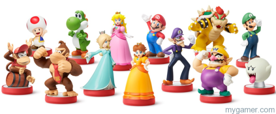 Mario Party 10 amiibo Wave2